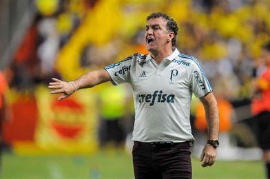 El campeón brasileño, Palmeiras, destituye al entrenador Cuca