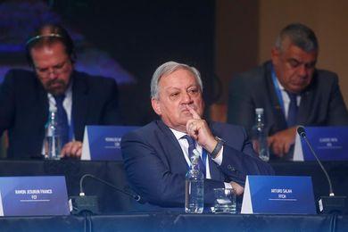 """Chile descarta reclamar por supuesto """"arreglo"""" en el partido Perú-Colombia"""