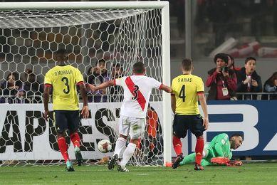 La FIFA considera el gol de Perú a Colombia como un autogol del portero David Ospina