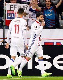 Nabil Fekir y Mariano dan la victoria al Lyon y condenan al Mónaco