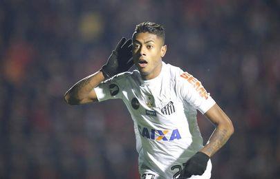 El Santos cede un empate y le pierde el paso al líder Corinthians