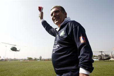 Superviviente de los Andes ayudó a la selección Colombia a encarar a la de Perú