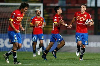 Unión Española defiende el liderato ante el Palestino en el torneo chileno