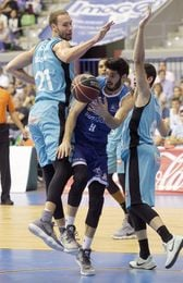 72-87. El Estudiantes suma la primera victoria de la temporada en Burgos