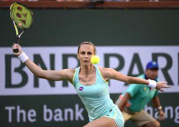 Rybarikova y Strycova disputarán el título