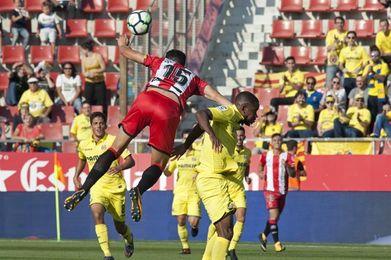 1-2. El Villarreal exhibe su pegada ante el Girona