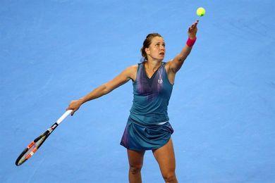 Barbora Strycova gana el título en Linz