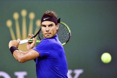 Federer gana a Nadal en final de Shanghái y acaba con su racha de victorias
