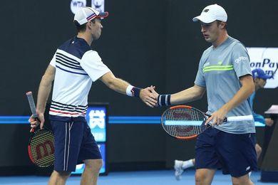 El finlandés Kontinen y el australiano Peers, campeones de dobles en Shanghái