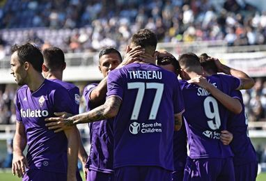 El Fiorentina vuelve a la senda del triunfo con un 2-1 al Udinese