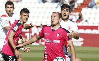 Albacete 2-1 Sevilla Atlético: Un doblete del bético De la Hoz fulmina al filial