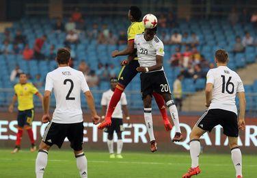 Alemania, primer cuartofinalista tras golear a Colombia (4-0)