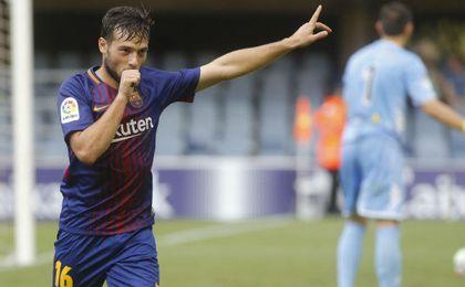 Arnaiz, de poder ir al Betis a llamar a la puerta del Barça