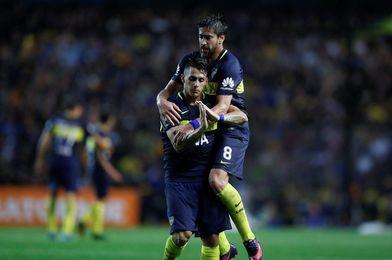 Boca derrota a Patronato y, con puntaje ideal, amplía su ventaja en la punta del fútbol en Argentina
