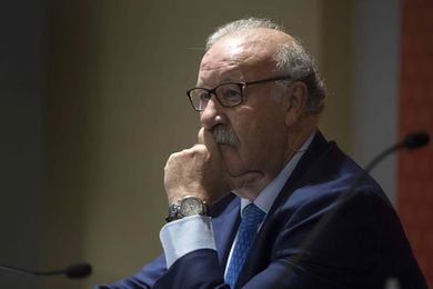 Del Bosque recibirá el Premio Convivencia 2017 de los ateneos de España
