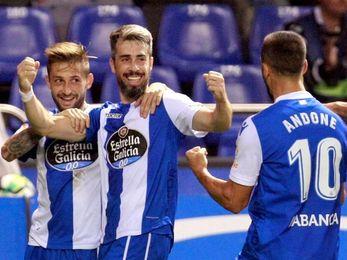 El Deportivo preparará con cinco sesiones el encuentro ante el Girona