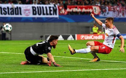3-2. El Leipzig domina y gana ante un Oporto sin Casillas
