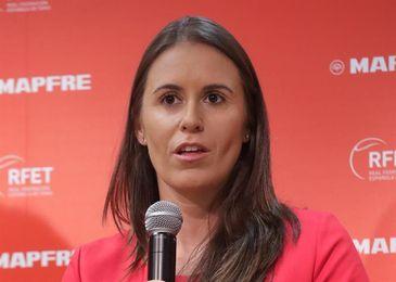 Anabel Medina cree que España puede ganar la Copa Federación en 2019