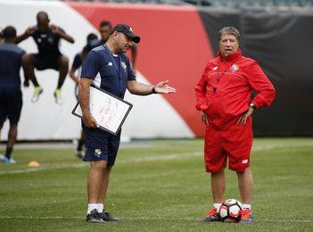 Cuerpo técnico de la selección panameña desea amistosos con equipos mundialistas