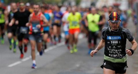 El Maratón de Sevilla volverá a ser en 2018 Campeonatos de España