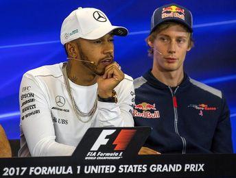 """Hamilton: """"Hablar de ganar el campeonato aquí es realmente ridículo"""""""