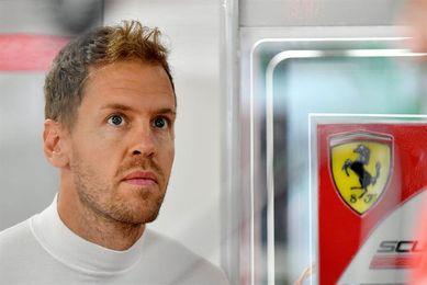 """Vettel: """"Todavía tenemos opciones"""""""