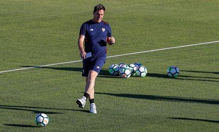 """Berizzo: """"El Valencia es un rival directo, pero nada de final"""""""