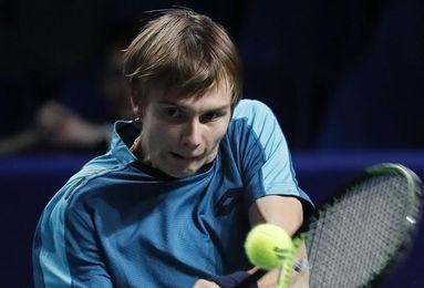 Copa Kremlin de tenis en Moscú