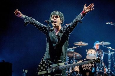Green Day adelanta su concierto en Lima para no competir con el partido de Perú