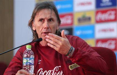 """""""Nueva Zelanda es un rival muy duro"""", dice Gareca al presentar a los convocados"""