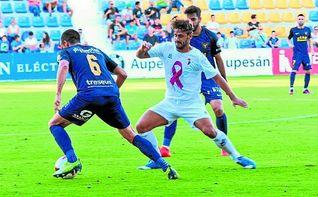 UCAM Murcia 2-2 Écija: Pelea constante que da resultados