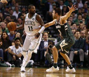 92-102. Irving, Horford y los Celtics suman su primer triunfo