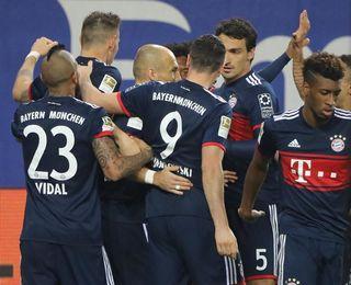 El Bayern sufre para doblegar al Hamburgo (0-1)