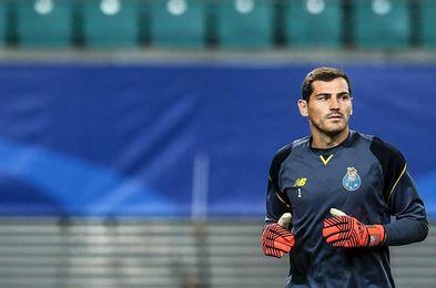 El entrenador del Oporto desmiente que Casillas sea suplente por indisciplina