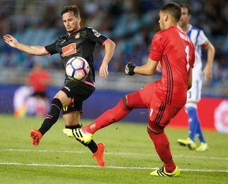 El Espanyol sólo ha perdido tres veces en Anoeta desde 2010