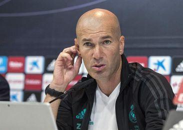 """Zidane: """"No soy el mejor entrenador del mundo"""""""