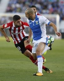 1-0. Un Leganés con las ideas claras anula al Athletic