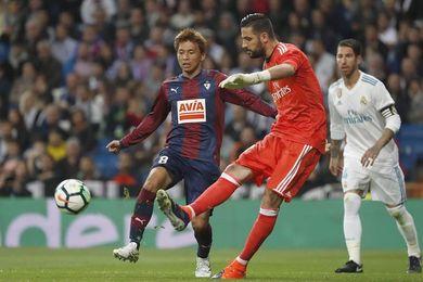El Real Madrid sella su portería y mejora su efectividad
