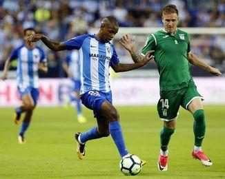 El uruguayo Rolan sufre una lesión en los isquiotibiales de la pierna izquierda