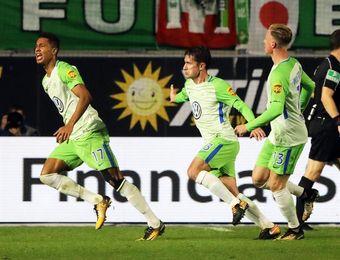 El Wolfsburgo evita la derrota ante el Hoffenheim en la prolongación