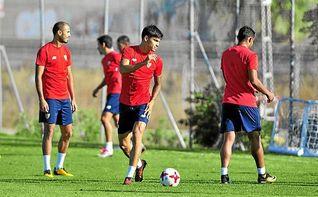 Novedades en la lista de convocados para la Copa