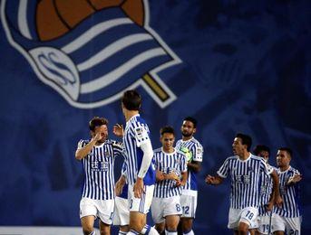 1-1. Illarramendi salva un punto para la Real Sociedad en Anoeta