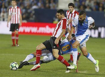 El Athletic suma 13 partidos de Liga perdidos fuera tras recibir el primer gol