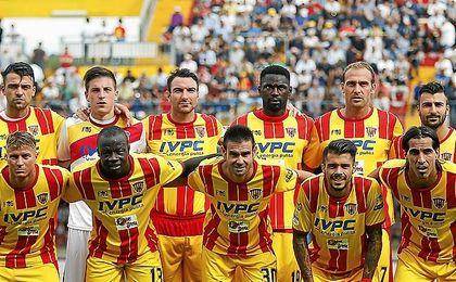 El Benevento tiene el récord de registros negativos en la Serie A.