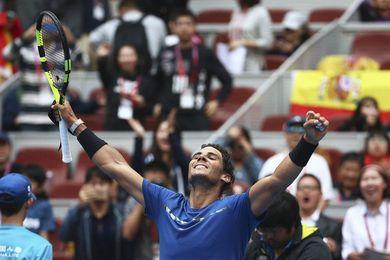 Nadal continúa al frente de la clasificación ATP en una semana sin movimiento