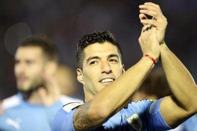 Suárez brinda apoyo a futbolista uruguayo discriminado por su discapacidad