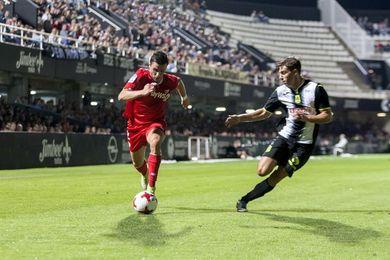0-3. El Sevilla pone fin a su mala racha y pone casi los dos pies en octavos