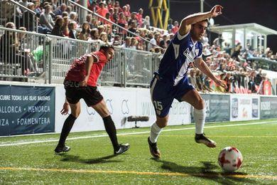1-1. Raúl García salva al Athletic ante el modesto Formentera