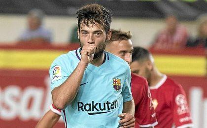 El ex del Valladolid es la sensación de LaLiga123.