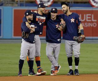 Los Astros buscarán el triunfo de oro de visitantes en el inicio de la Serie Mundial